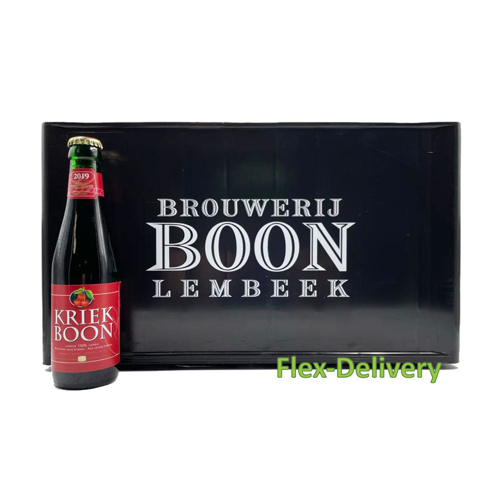 Boon kriek 4% (24x25cl)