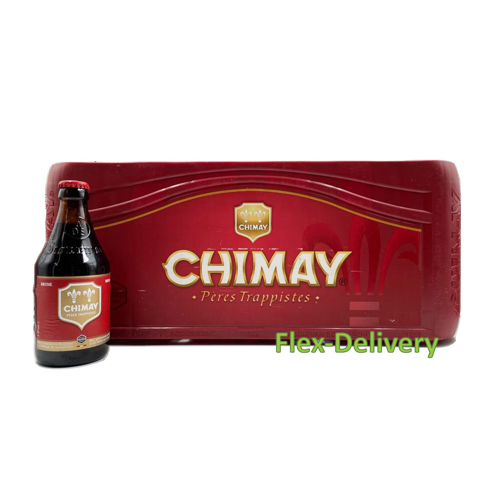 Chimay Rood 7% (24x33cl)